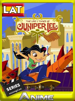 Vida y obra de Juniper Lee [2005] Temporada 1 – 2 – 3 Latino [GoogleDrive] RijoHD