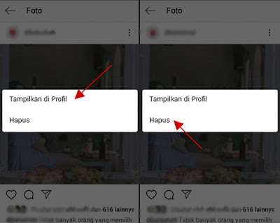 Cara Mengembalikan Foto di Instagram Yang Diarsipkan