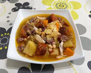 Puchero in Crock Pot