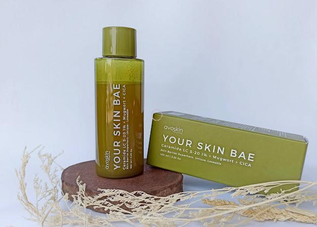 Review Avoskin Your Skin Bae Ceramide