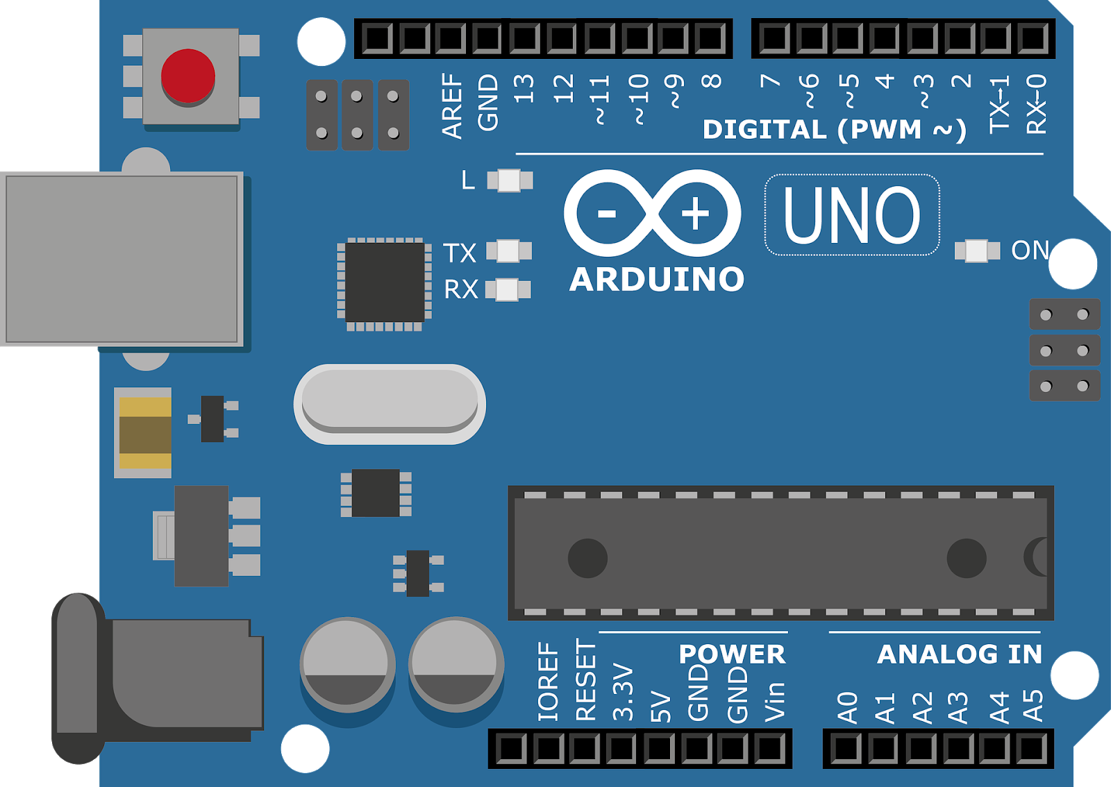 A to z blogs for you arduino micro controlling your mundane recently i was watching diy or do it yourself video on youtube about controlling the lights at home the project involves something called microcontroller solutioingenieria Choice Image