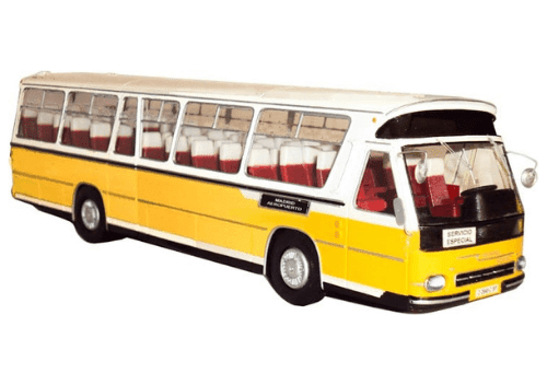 coleccion camiones y autobuses españoles, pegaso 5023cl ayats 1:43