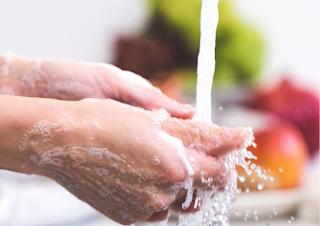 Cegah Covid-19 dengan cuci tangan