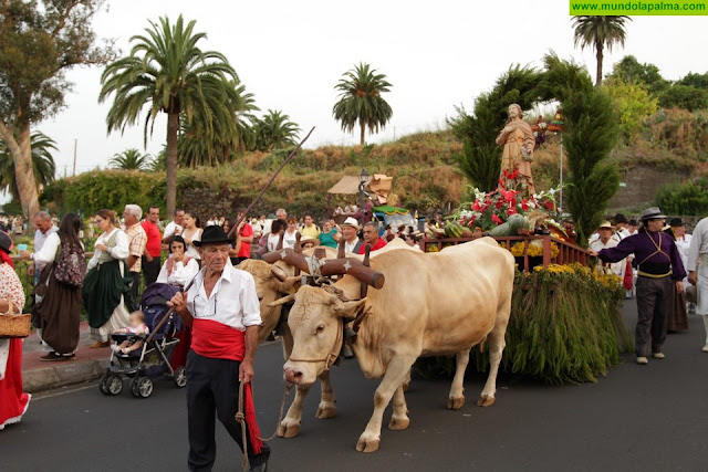 Breña Alta se prepara para acoger su fin de semana más típico, con folclore y tradiciones