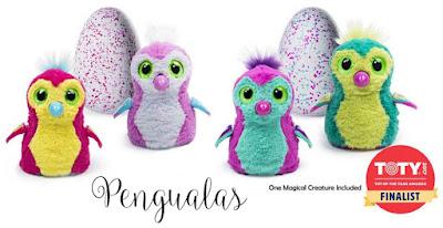 Пингвины Хетчималс 4 вида