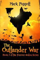 The Outlander War (Mark Piggott)