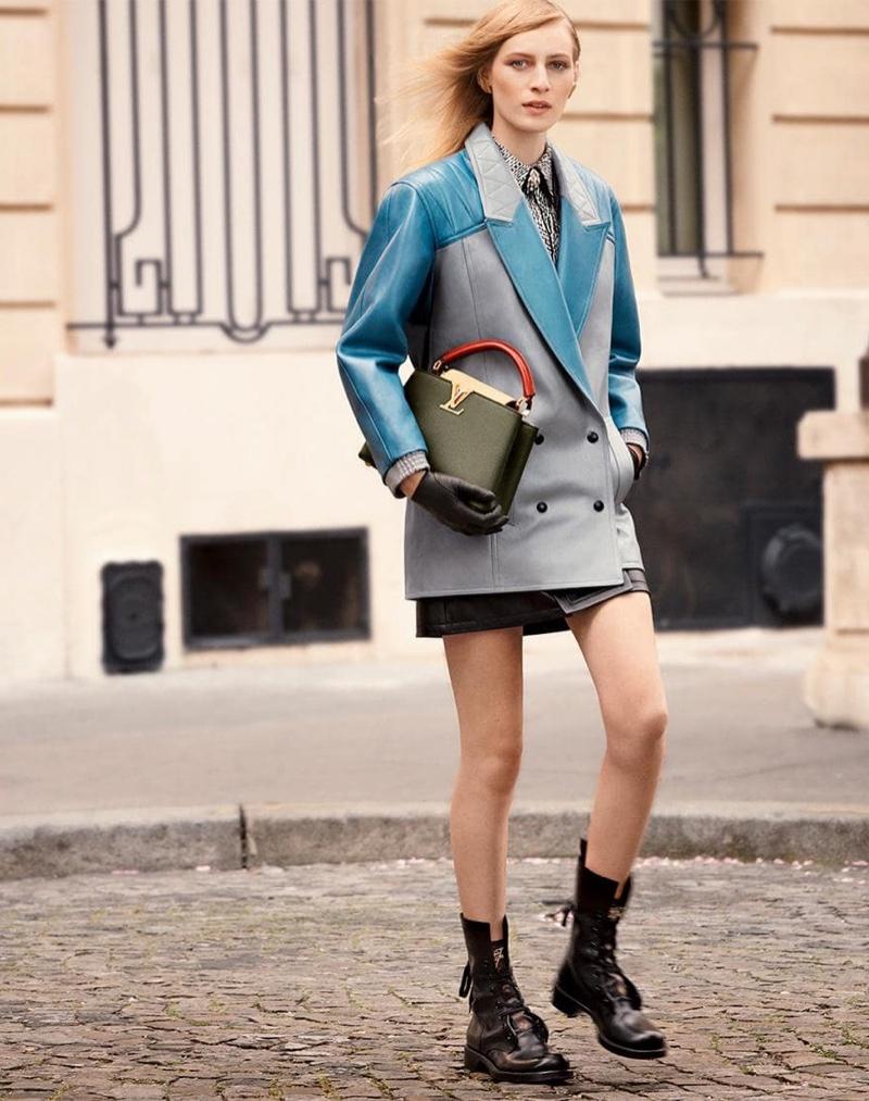 Louis Vuitton unveils Capucines bag fall-winter 2019 campaign