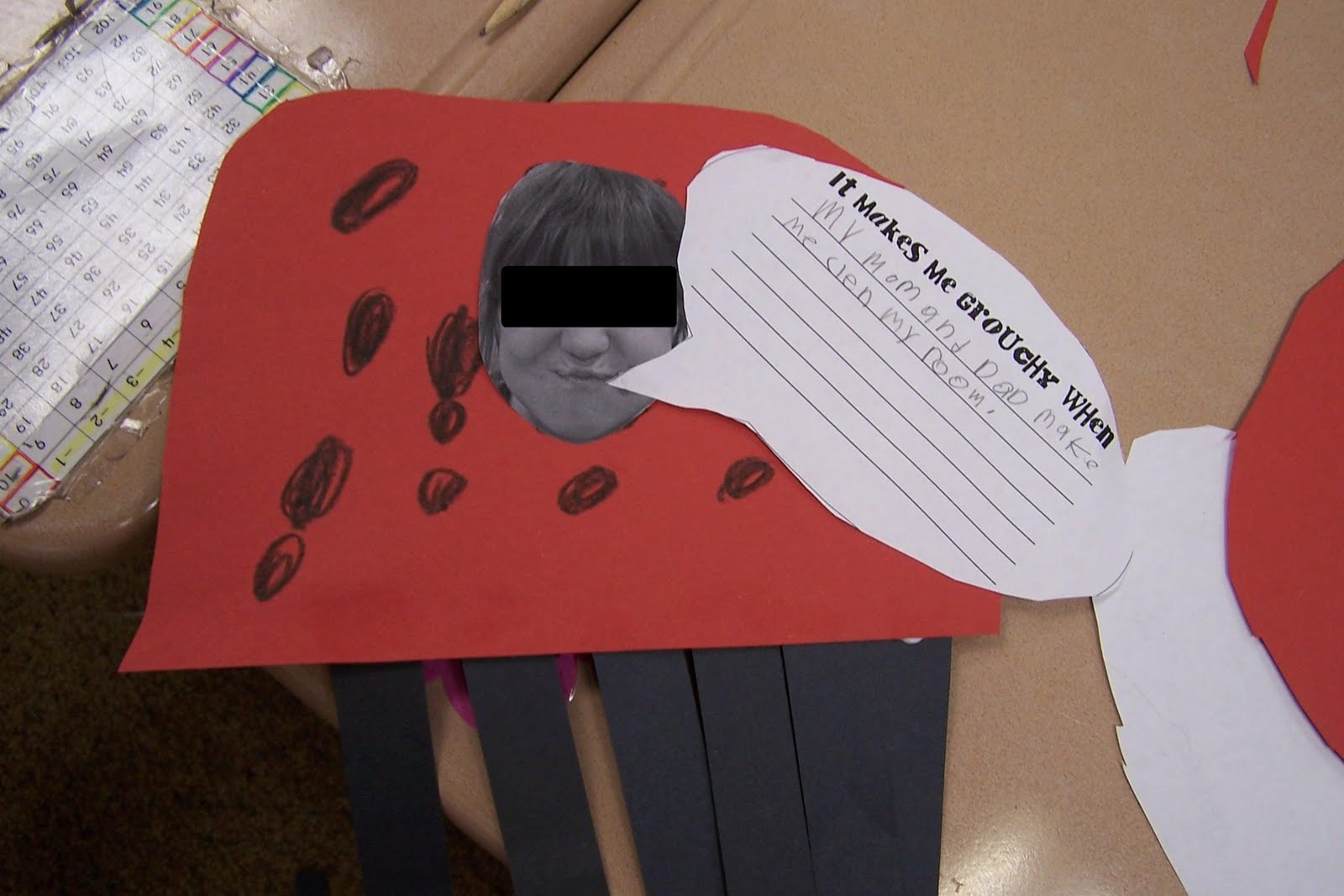 Fun In First Grade The Grouchy Ladybug