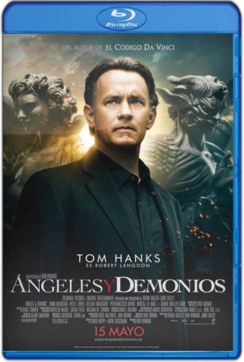Ángeles y demonios (2009) HD 1080p Español Latino
