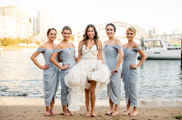 Lavender Bay Wedding Photography Locations