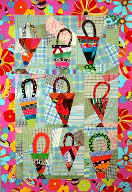 Baskets Full of Quilts PDF Pattern