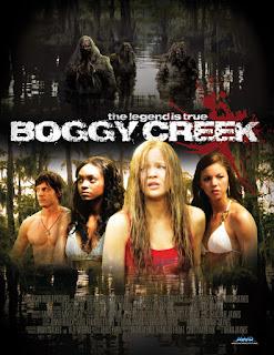 Boggy Creek นรกรอเขมือบ