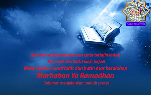 Kata-Kata Ucapan Menyambut Puasa Bulan Bulan Suci Ramadhan 1438 H 2017