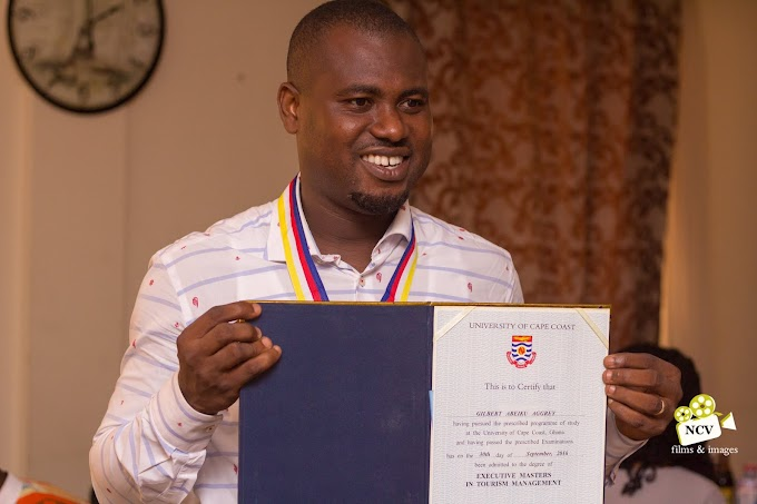 Abeiku Santana writes: Traits That Distinguishes Successful People From Ordinary Ones