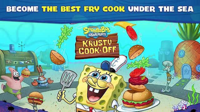 تحميل لعبة SpongeBob Diner Dash