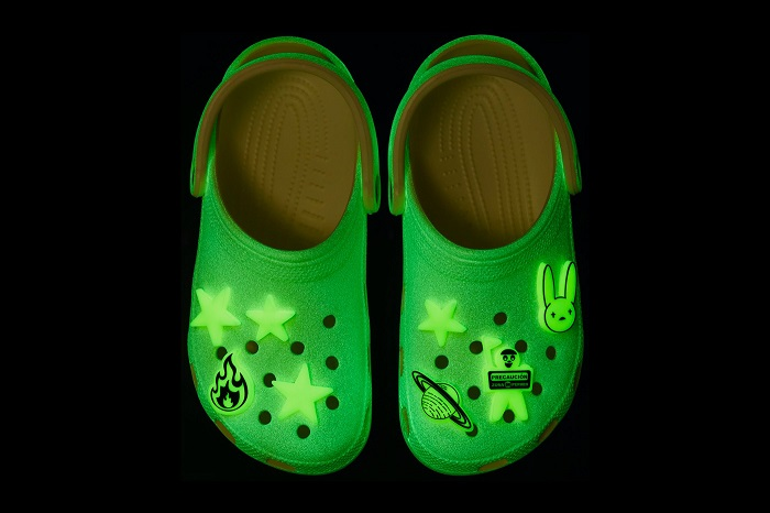 Crocs Halloween Footwear Glow In The Dark