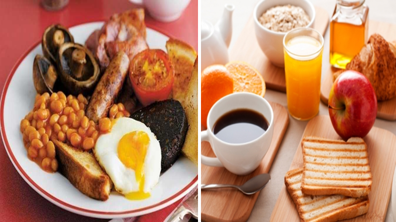 Chef Q 9 Types Of Breakfast