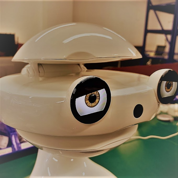 What is EMYS Robot ? how it will help to learn new technology ?