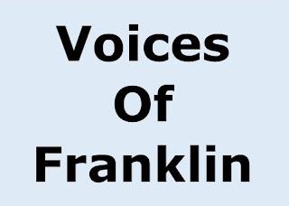 "Voices of Franklin: Jayson Joyce on ""politics and baseball"""