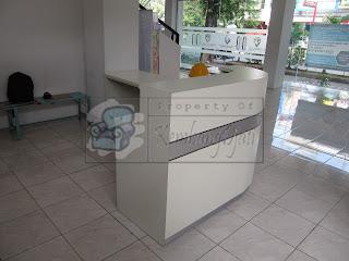 Meja Pendaftaran Siswa Baru Sekolah + Semarang Furniture