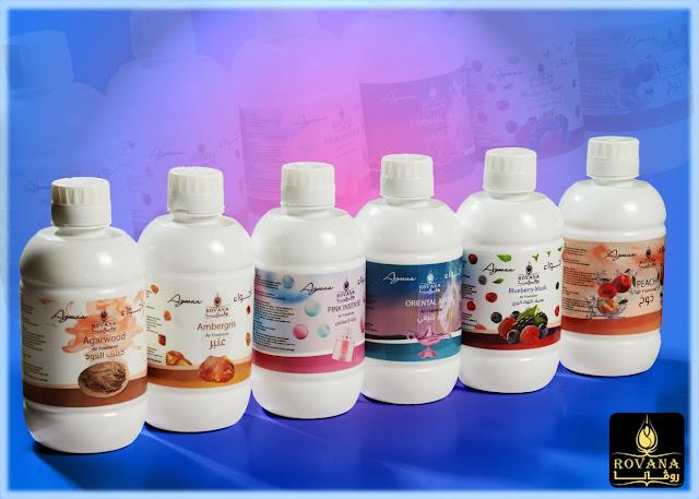 Air Freshener Ajwaa from Rovana