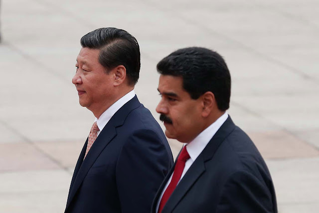 EEUU afirma que préstamos chinos generan dependencia en Venezuela y Latinoamérica