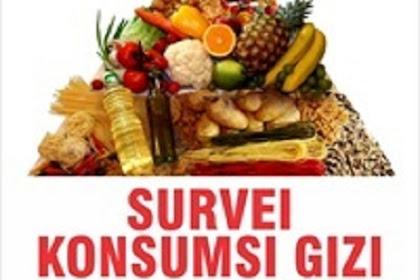 Jual Survei Konsumsi Gizi - DISTRIBUTOR BUKU YOGYA | Tokopedia