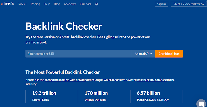 Ahrefs Backlink Checker: A Free Tool Every Beginner Should Know?