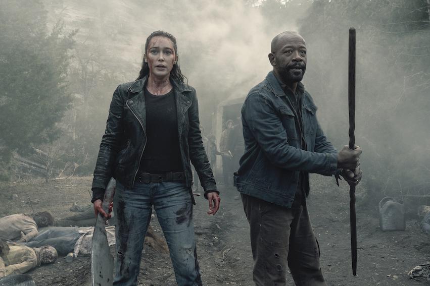 AMC presentó novedades, trailers y fechas de estreno de Fear the Walking Dead y The Walking Dead: World Beyond en la Comic-Con@Home