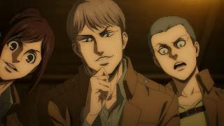 進撃の巨人アニメ第4期68話 義勇兵   Attack on Titan The Final Season Episode 68