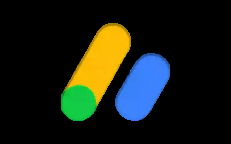 logo google adsense full HD png light