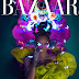 Rihanna is the cover queen for Harper's Bazaar (China) August 2019 issue.