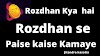 earn money from Rozdhan app |  internet se paise kaise kamaye