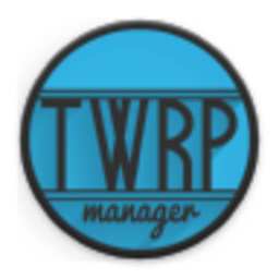 TWRP Manager FULL (ROOT)