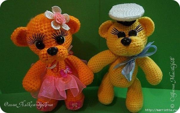 Amigurumi Bears-Free Pattern