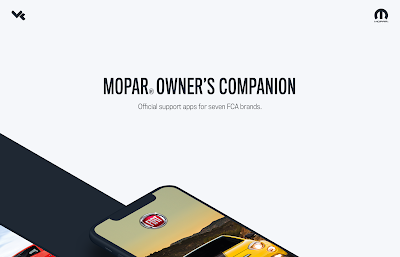 Mopar Owner's Companion App 2020 Free Download