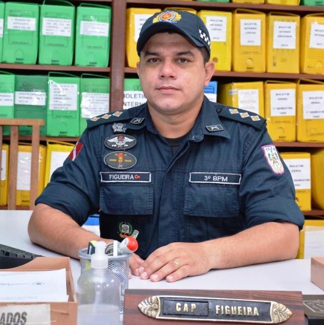 PM do Pará nomeia novo comandante da tropa para Oriximiná