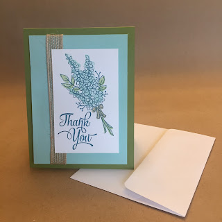 MidnightCrafting Sale-A-Bration 2018 Lots of Lavender Happy Wishes Stampin Up