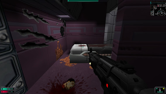 System Shock 2 ScreenShot 02
