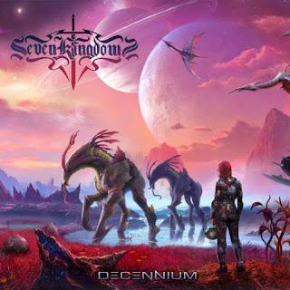 """Το album των Seven Kingdoms """"Decennium"""""""