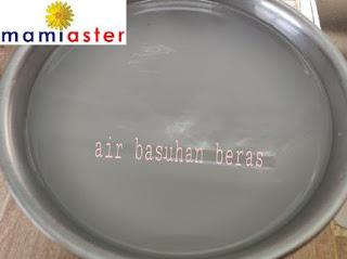 Air basuhan beras