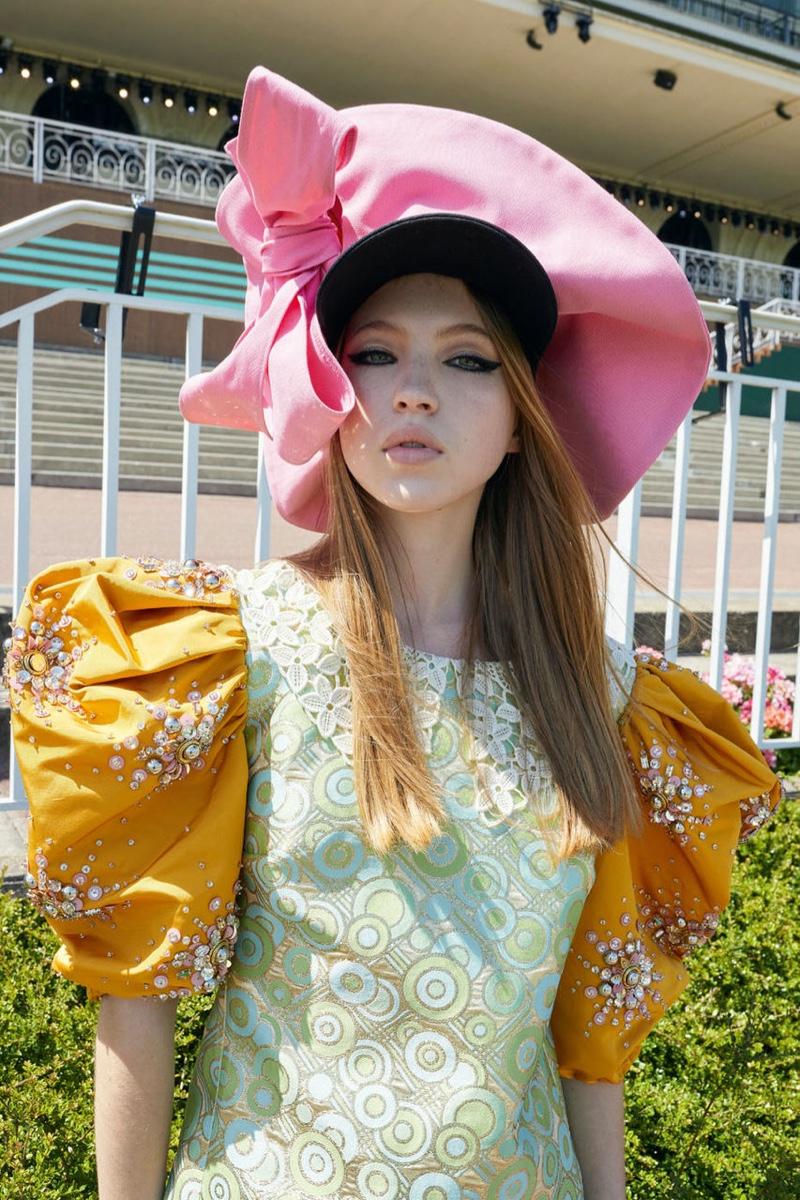 Lila Moss stars in Miu Miu cruise 2020 campaign