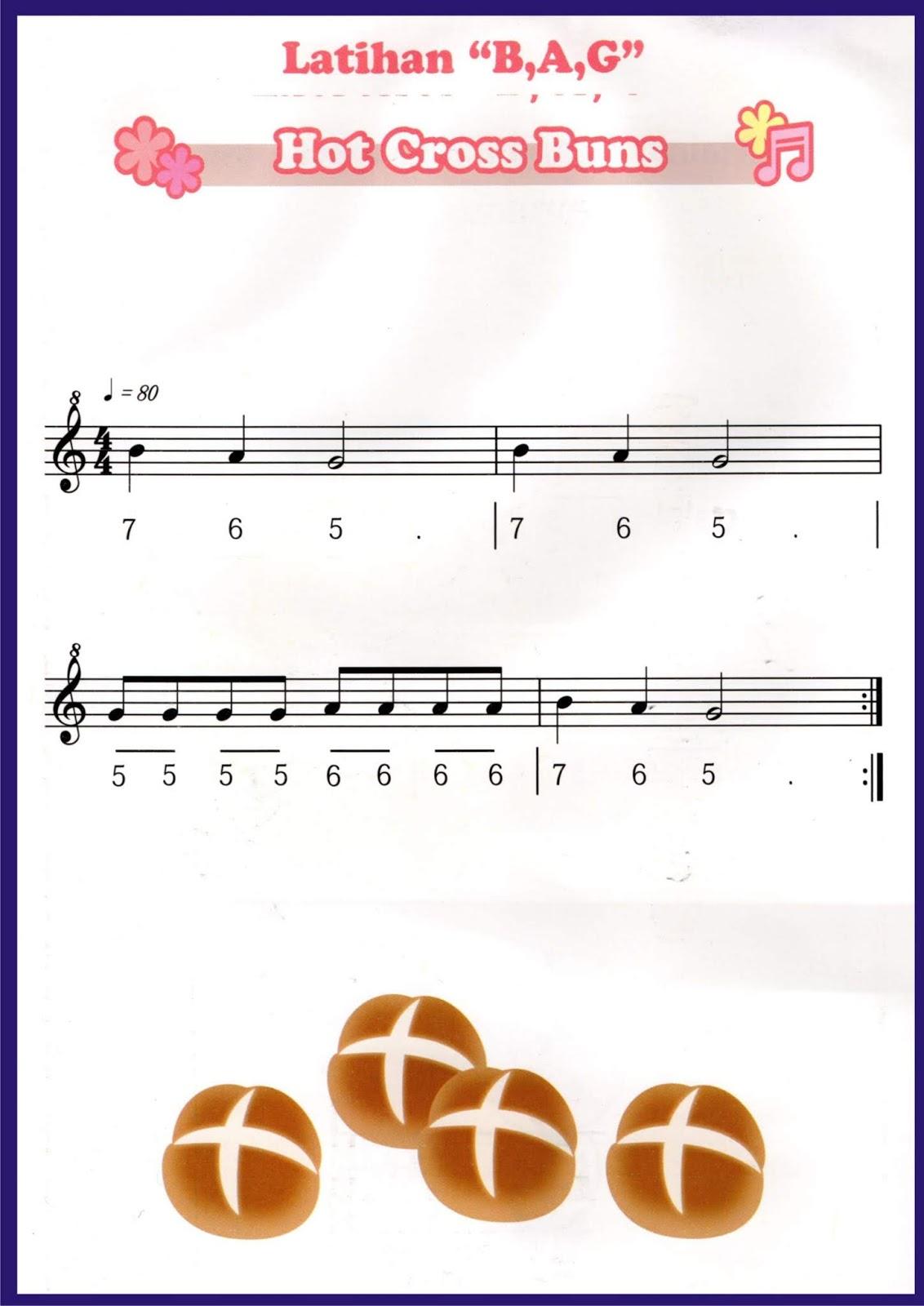 Tangga Nada Recorder : tangga, recorder, Hamba, Menyanyi