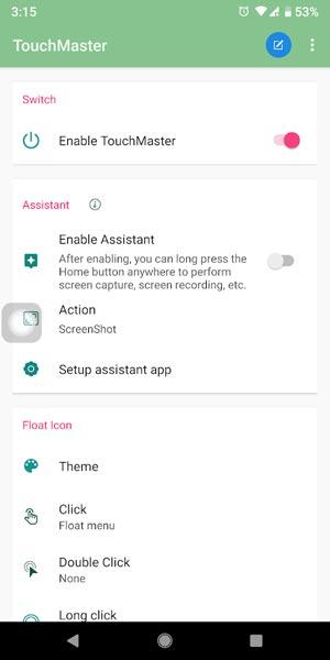 Cara Screenshot Samsung  Galaxy A10s / A20s / A30s / A50s 8