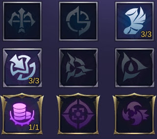 emblem lancelot Mobile Legends