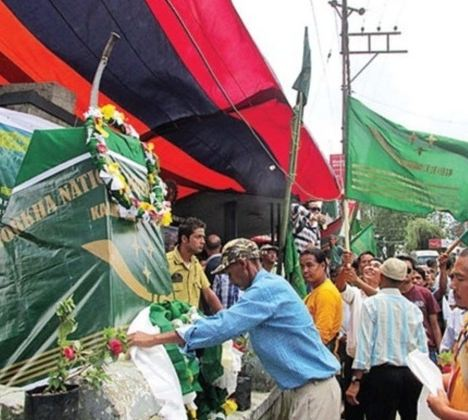 Martyrs day 27 July - Gorkhaland Saheed