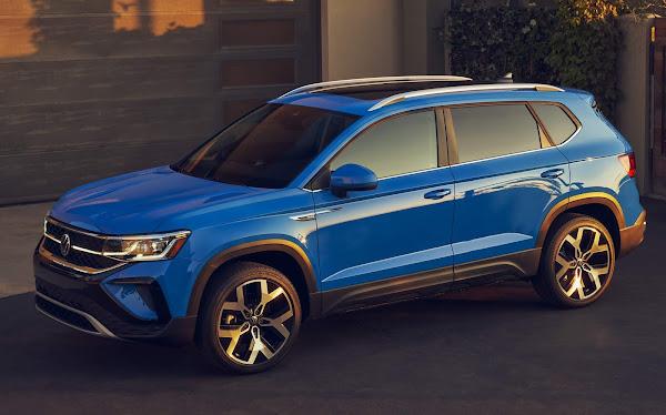 Volkswagen Taos - avaliação