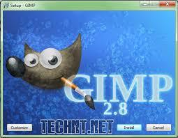 شرح تحميل وتثبيت برنامج Gimp لتحرير الصور