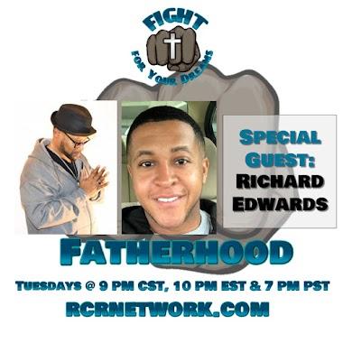 Fatherhood with Richard Edwards