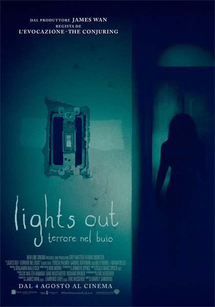 Lights Out 2016 Hindi Dual Audio 720p HDRip 600MB x264